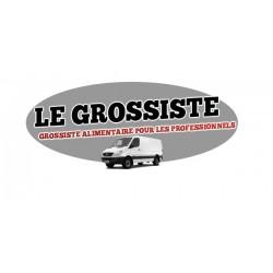 ASSIETTE CREUSE NOIR