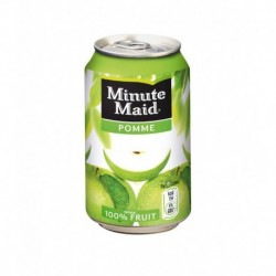 MINUTE MAID POMME 33C